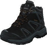 Bagheera Verbier Waterproof Black/Dark Grey