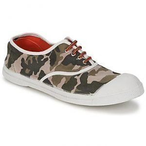 Bensimon TENNIS CAMOFLUO matalavartiset tennarit