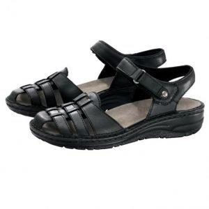 Berkemann Sandaalit Musta