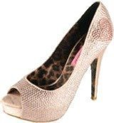 Betsey Johnson Glitzee