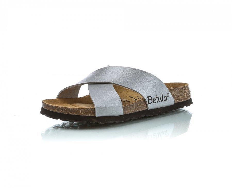 Betula Duett Sandaalit Hopea