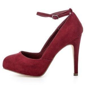 Bianco Ankle Strap avokkaat