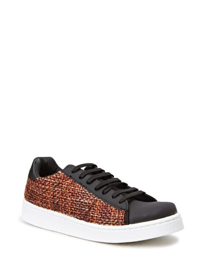 Bianco Boucl' Sneaker Exp15