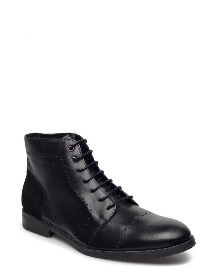 Bianco Brogue Boot Exp16