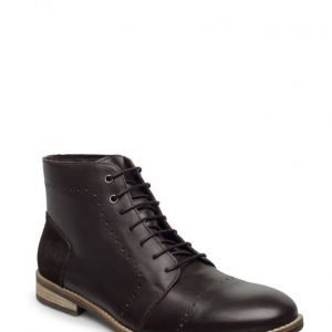 Bianco Brogue Boot Exp16