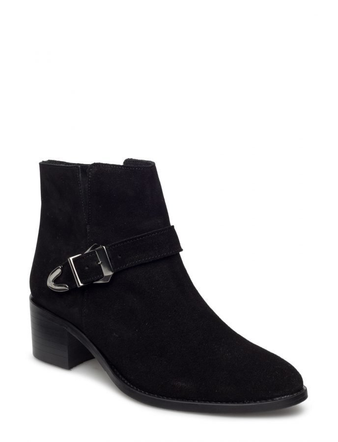 Bianco Cbe Suede Boot Son16