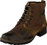 Bianco Clean Boot Mid Brown