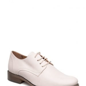 Bianco Clean Laced Up Djf16