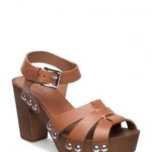 Bianco Clogs Retro Sandal Mam16