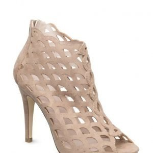 Bianco Cutout Party Stiletto Mam16