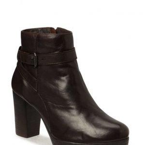 Bianco Dress Boot W/Buckle Son15