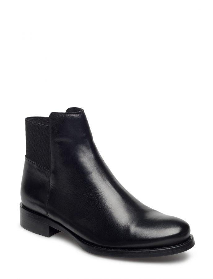 Bianco Dress Boot W/Elastic Son16