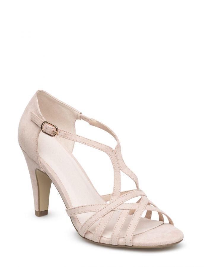 Bianco Feminine Strap Sandal Mam16
