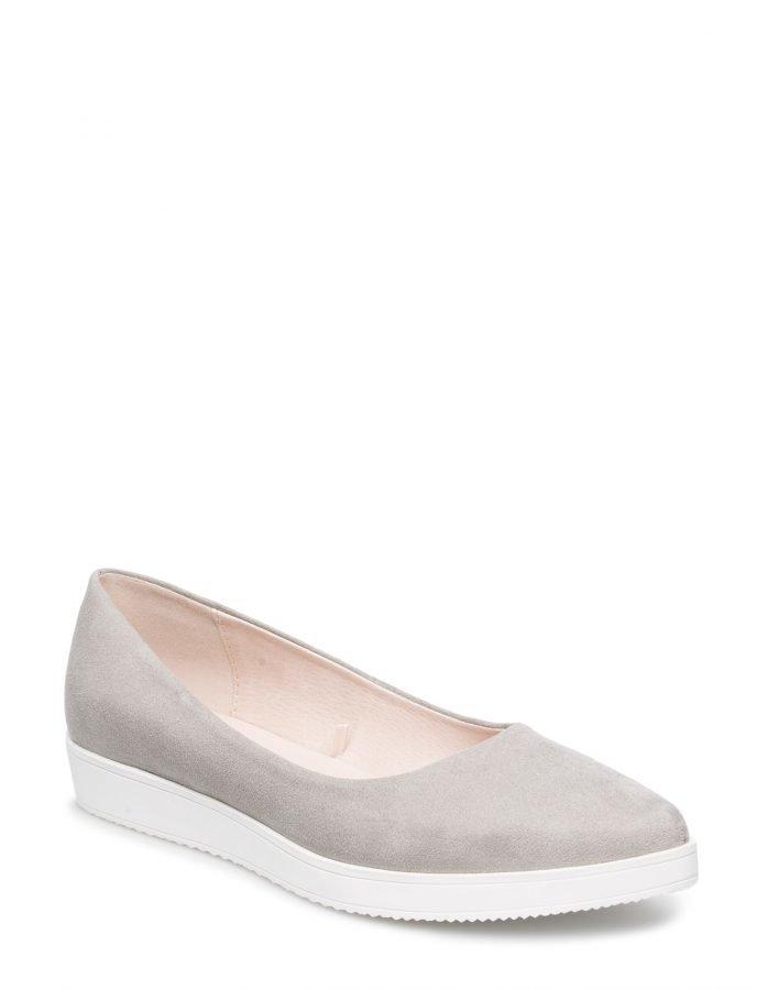 Bianco Flat Pointy Ballerina Djf16