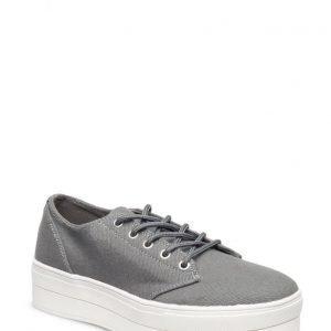 Bianco Flatform Sneaker Jja16