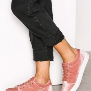 Bianco Laced Casual Shoe Tennarit Rose