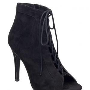 Bianco Laced Up Boot Djf16