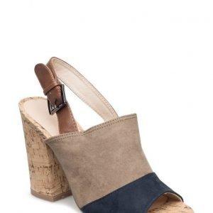 Bianco Mule Retro Sandal Mam16