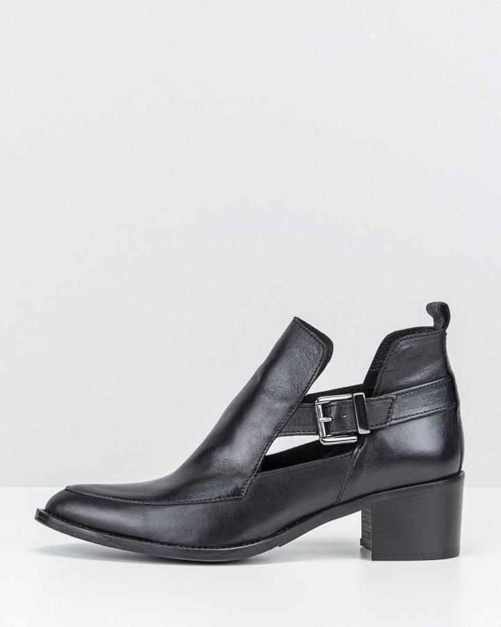 Bianco Open Buckle kengät