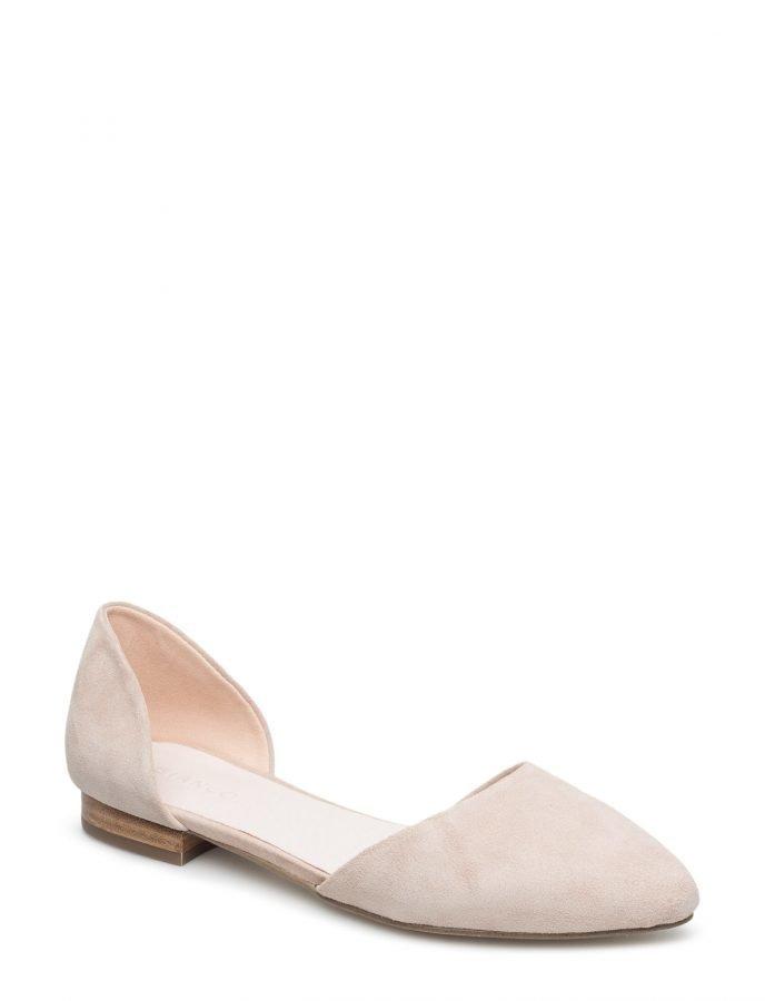 Bianco Open Loafer Ballerina Mam16