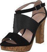 Bianco Open Sandal MAM16 Black
