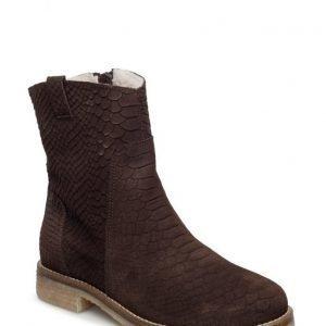 Bianco Printed Warm Boot Son15
