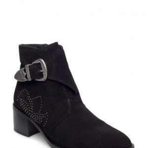 Bianco Rivets Deco Boot Son16