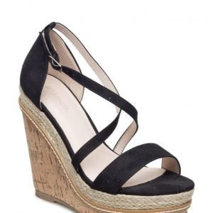 Bianco Simple Wedge Sandal Mam16