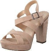 Bianco Strap Chunky Sandal Pink/Powder