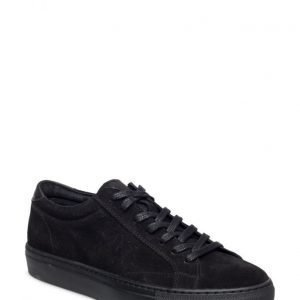 Bianco Suede Cass Shoe Mam16
