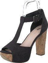 Bianco T-bar sandal DJF 16 Black