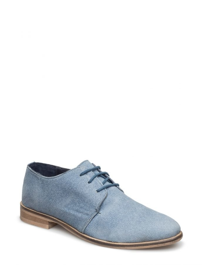 Bianco Tie Up Shoe Mam16