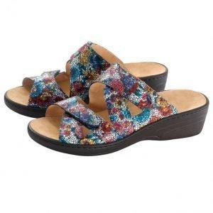 Biostep Sandaalit Kukkakuvioitu