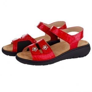 Biostep Sandaalit Punainen
