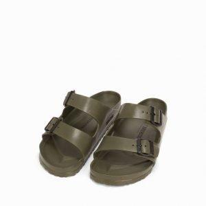 Birkenstock Arizona EVA Sandaalit Khaki