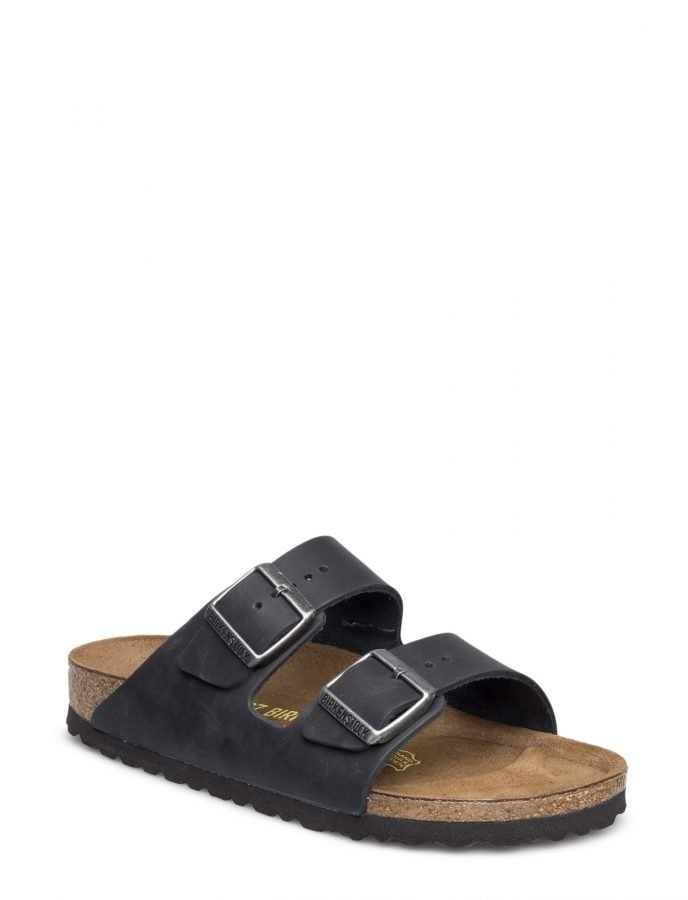 Birkenstock Arizona Leoi S Black