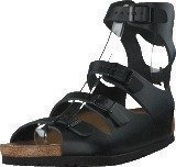 Birkenstock Athen Regular Smooth Leather Black