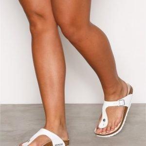 Birkenstock Gizeh Sandaalit Valkoinen