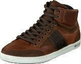 Bjorn Borg Gilles Co Mid Tan/Dark Brown