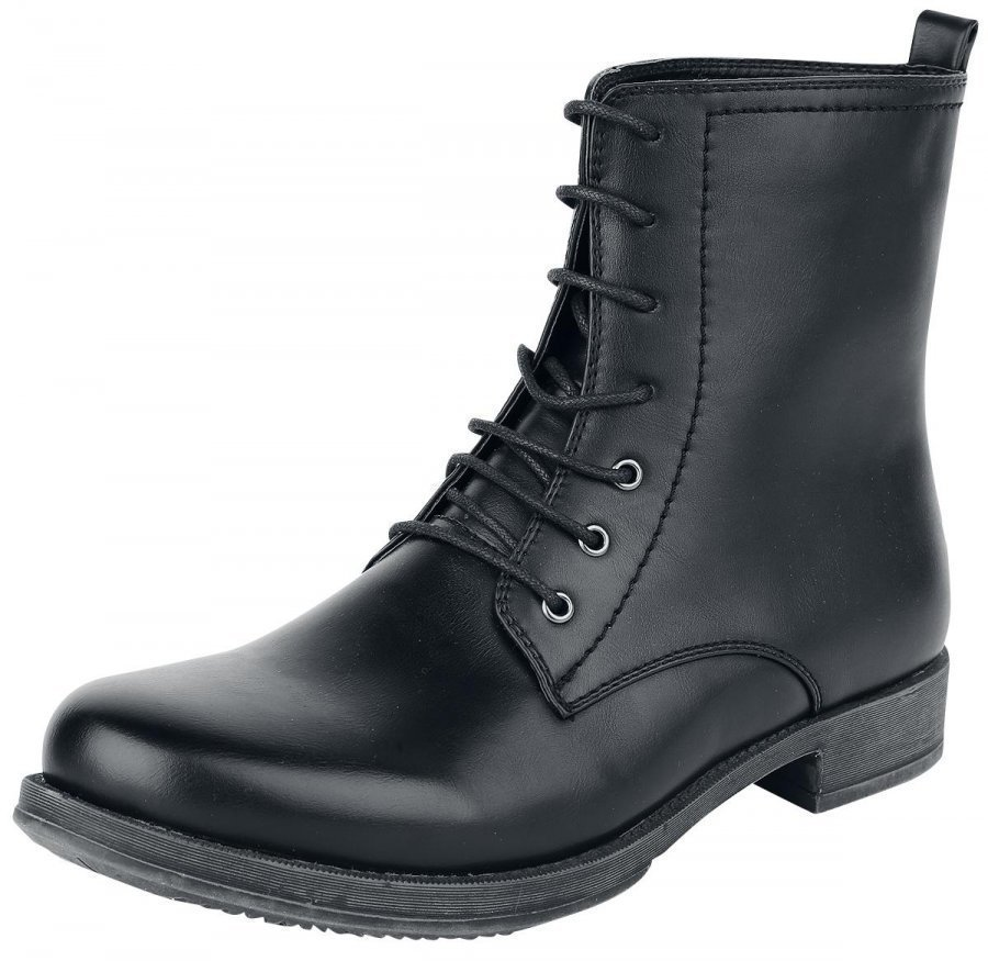 Black Premium by EMP Basic Ladies Boot Biker-bootsit
