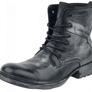 Black Premium by EMP Lace-Up Boot Varsikengät