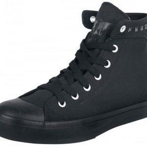Black Premium by EMP Rivet Line Sneaker Varsitennarit