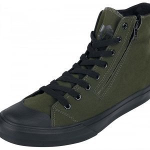 Black Premium by EMP Zip Sneaker Varsitennarit