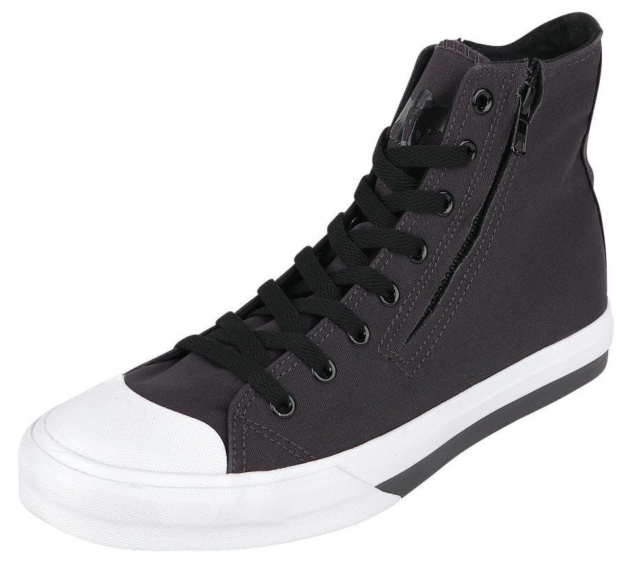 Black Premium by EMP Zip Sneaker Varsitennarit
