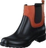 Blankens The Rainy Season Black Rubber/Cognac