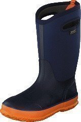 Bogs Classic High Handle Solid Navy