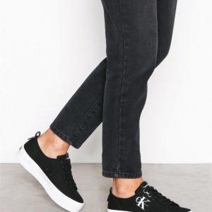 Calvin Klein Jeans Zolah Canvas Tennarit Musta