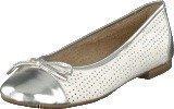 Caprice Alba White/Silver