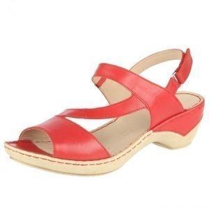 Caprice Sandaalit Punainen