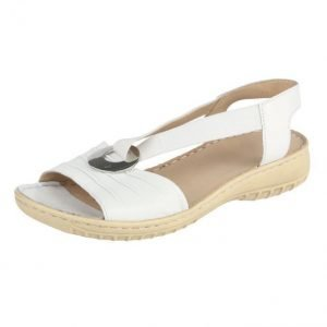Caprice Sandaletit Valkoinen